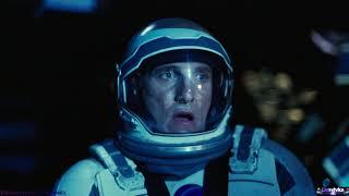 Купер направляется в Чёрную Дыру ... отрывок из фильма (Интерстеллар/Interstellar)2014