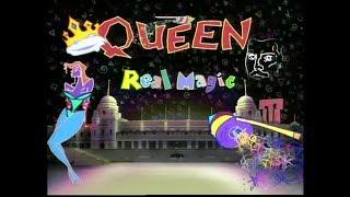 Queen London 1986