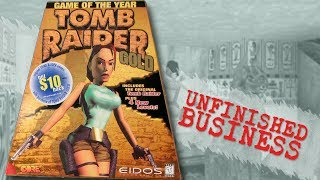 Tomb Raider: Unfinished Business #05 - Cat