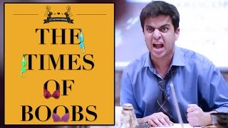 AIB : The Times of Boobs