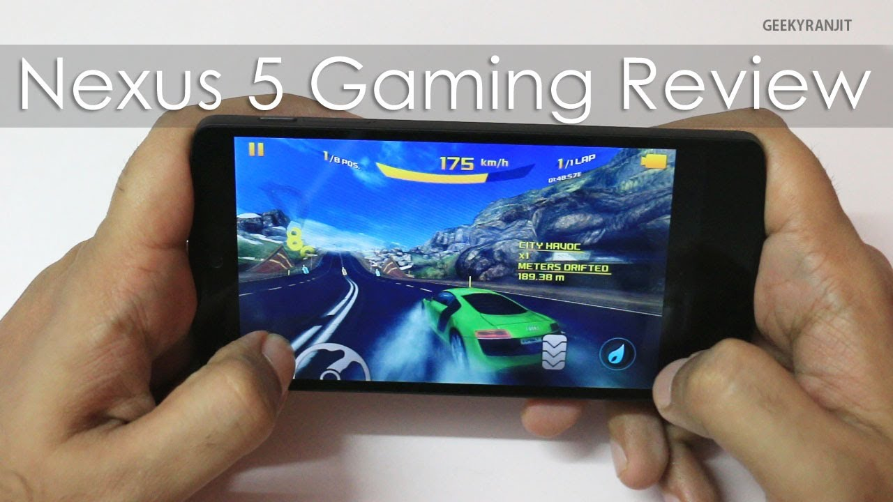 Google nexus 5 gaming review with hd games youtube ccuart Gallery
