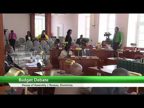 2017/2018 Budget Debate (July 31 - afternoon sitting)