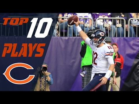 Bears Top 10 Plays of the 2016 Season | NFL Highlights
