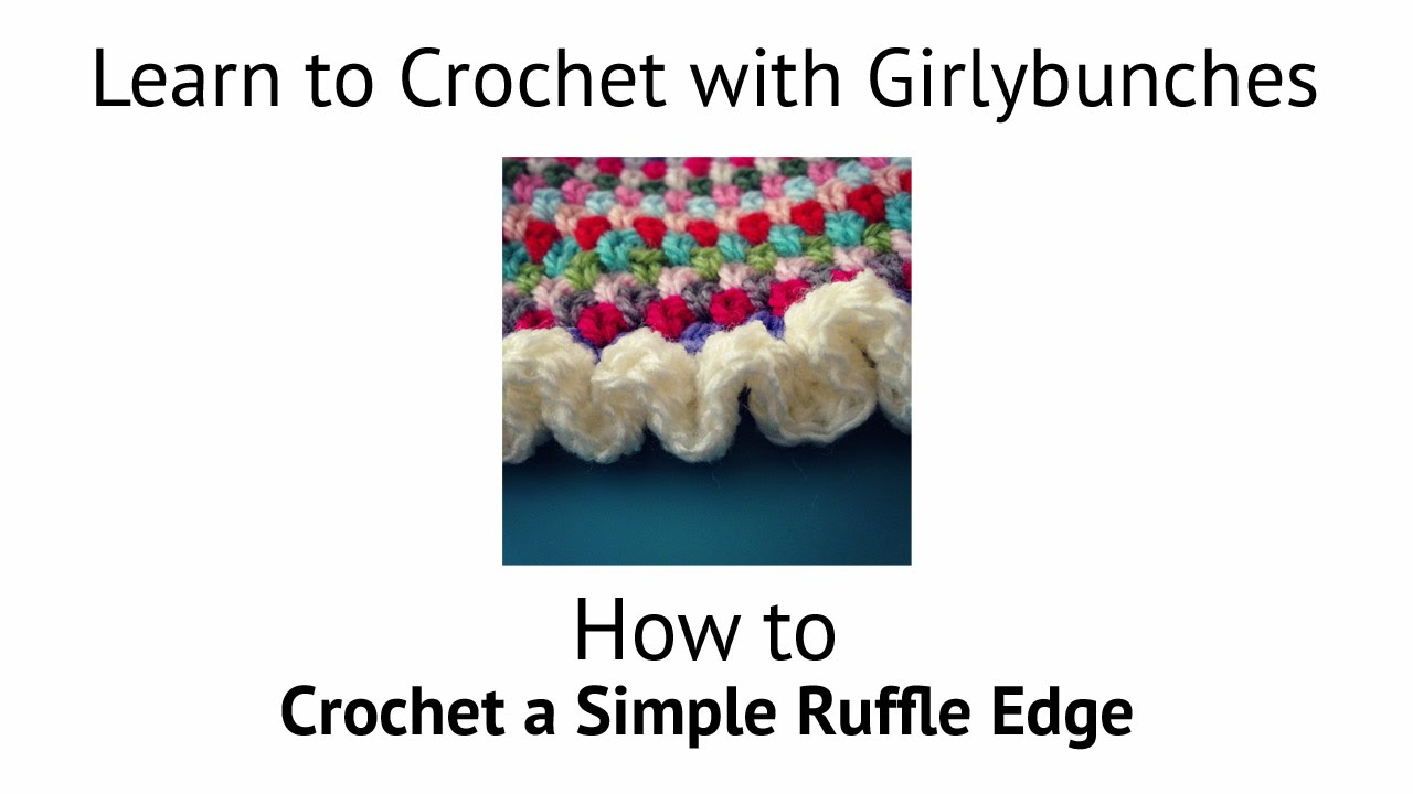 How to Crochet Instructions and Tutorials | AllFreeCrochet.com