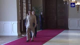 الملك يتقبل أوراق اعتماد عدد من السفراء - (6-3-2019)