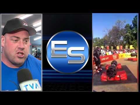 L'ESPRIT SPORTIF - TVA - Golf: Le Rouge et Or champion - JF Caron 5e au World's Strongest Man
