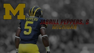 jabrill peppers    be great or be average    michigan wolverines highlights ᴴᴰ jabrillpeppers