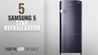Top 10 Samsung 5 Star Refrigerator [2018]: Samsung 192 L 5 Star Direct-cool Single Door Refrigerator
