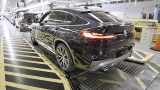 2019 BMW X4 - PRODUCTION