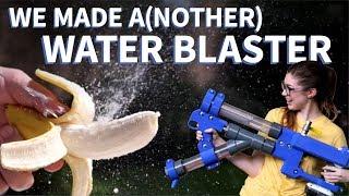 BETTER Homemade Super Soaker Vs. Random Things!