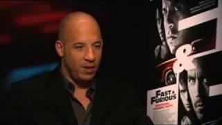 Michelle Rodriguez/Vin Diesel interview - talkSPORT magazine