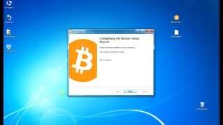 [6.67 MB] Install, Backup And Restore A Bitcoin Wallet. Or, Almost Any CryptoCoin Wallet (Windows)
