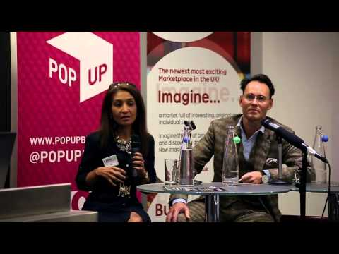 PopUp Summit 2014: Moving from Popup to 'Stayup'