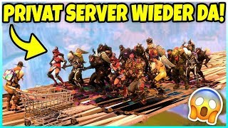 Finally private servers for us! 50€ per Custom Games tournament! - Fortnite Battle Royale