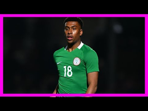 [NVC] Iwobi sends nigeria to third straight world cup