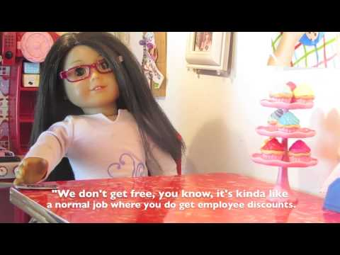 DOES AG KNOW ABOUT AGtube?! (calling American Girl)