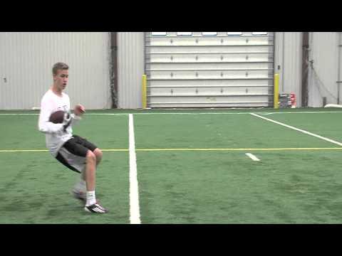 Marcus Prather Football Recruiting Video