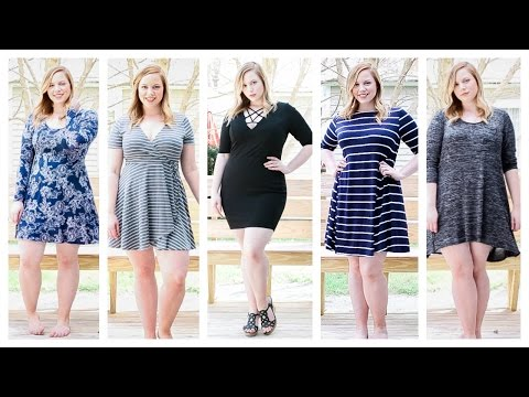 Spring Plus Size Charlotte Russe Try On Haul