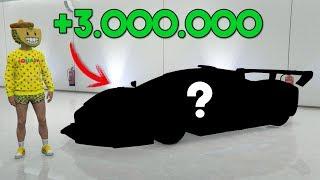 NUEVO SÚPER COCHE CARISIMO! +3.000.000$ - GTA V ONLINE