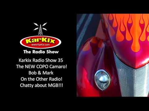 KarKix COPO Camaros and MGB