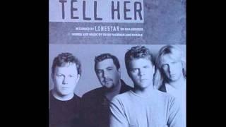 Lonestar - Tell Her (Radio Mix)