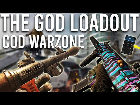 Call of Duty Warzone God Loadout