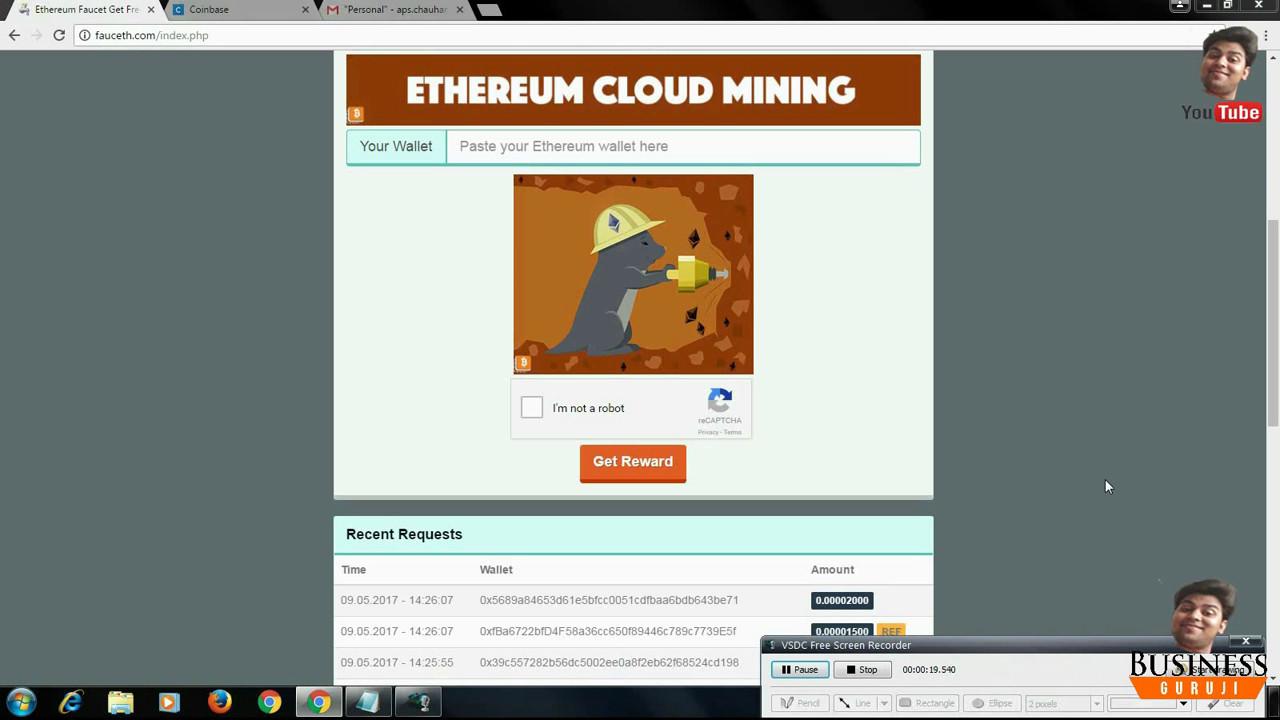 Bitcoin Myhacks Faucet Coinbase Wallet Accept Ethereum – Blue ...
