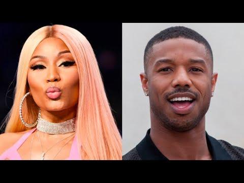 Michael B Jordan Submits to Nicki Minaj's Anti-FBA Vitriol & Gaslighting
