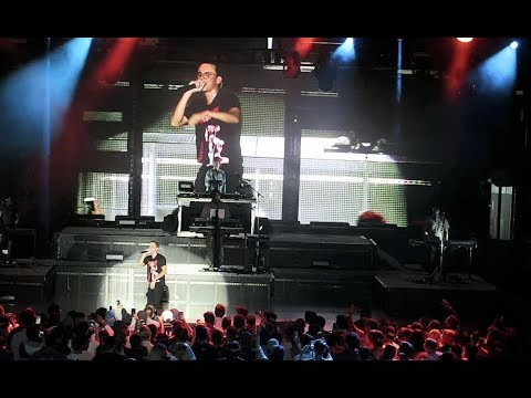 Logic Gets Booed Off Stage In Canada