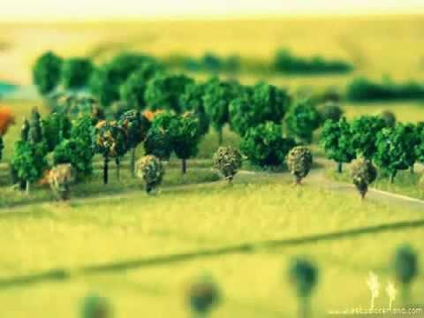Estudio ceriana paisajes de maqueta de club de campo youtube - Como vallar un campo ...
