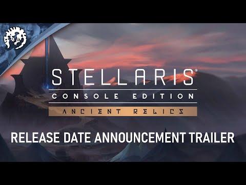 Дополнение Ancient Relics выйдет для консольной версии Stellaris уже 30 сентября