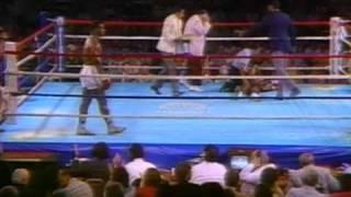 Tyson vs Johnson - 1st Round Knockout