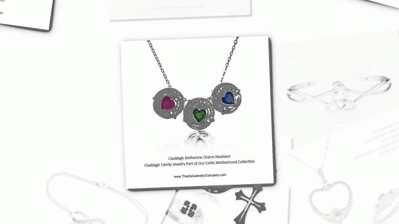 The Irish Jewelry Company Christmas Catalog - YouTube