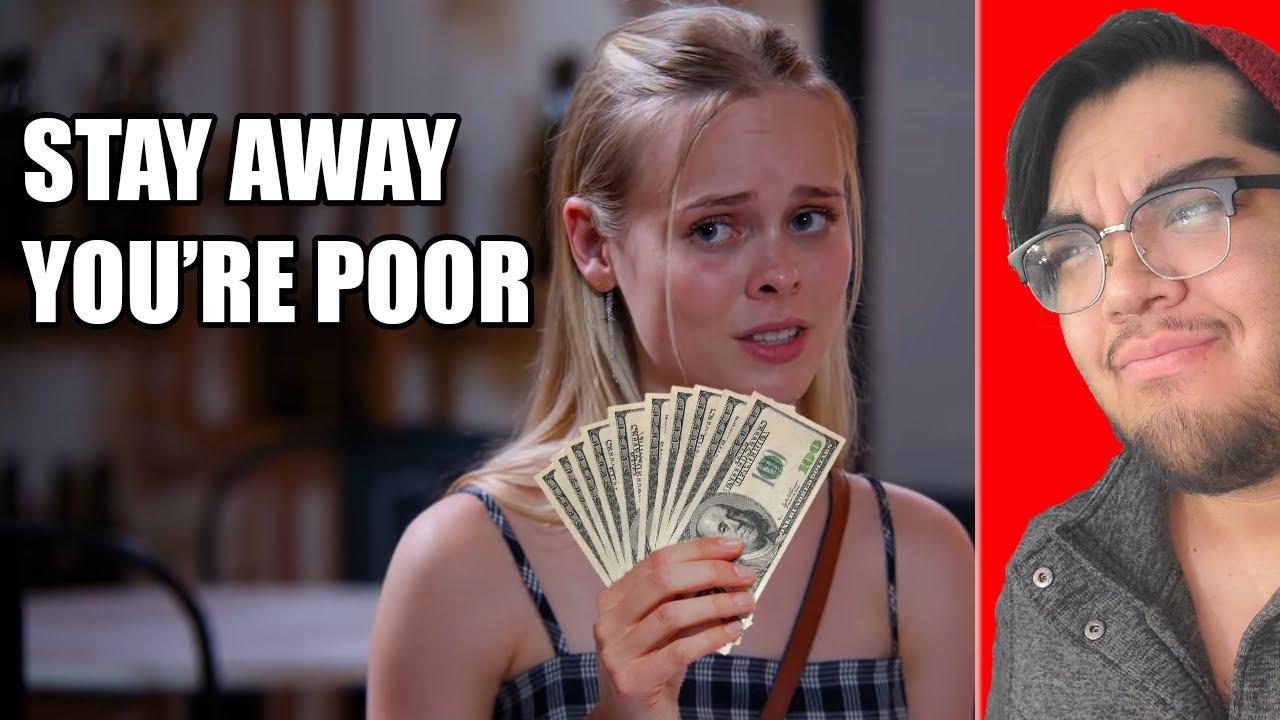 Rich Girl Rejects Poor Boy