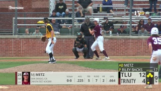 Trinity Baseball vs Texas Lutheran