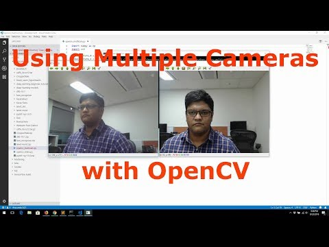 Codes of Interest: Using Multiple Cameras with OpenCV