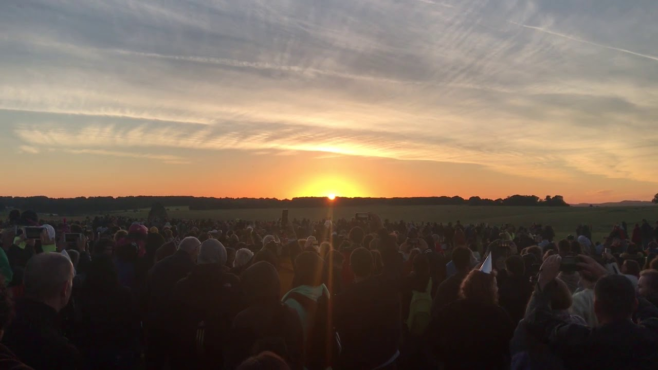Sunrise on the Solstice