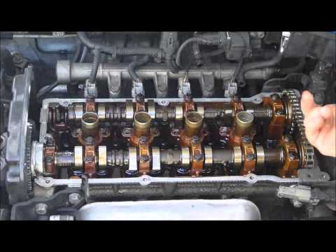 valve cover replacement hyundai elantra 2000 20l 4 cylinder install remove replace. Black Bedroom Furniture Sets. Home Design Ideas