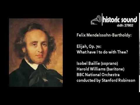 Mendelssohn: Elijah