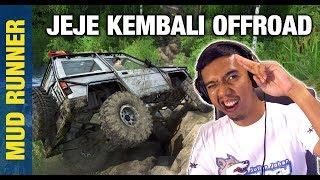 MAP BARU! PEGUNUNGAN JAWA BARAT!   Spintires Mudrunner Indonesia