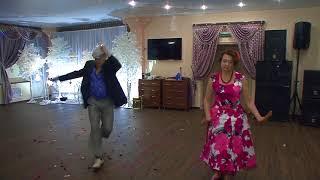 Танец родителей на свадьбе 'Мурка'