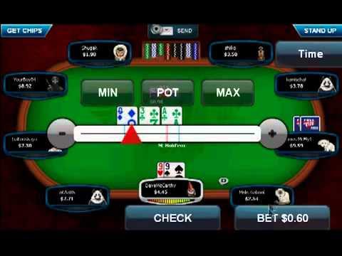 Full Tilt Rush Poker Mobile