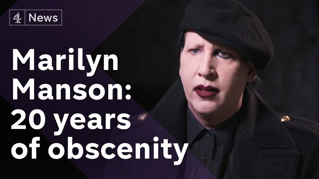 Marilyn Manson interview 2017: broken legs, namesakes, CIA recruitment and two decades of obscenity