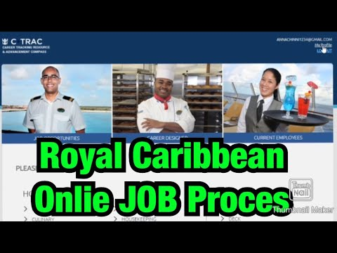 Royal Caribbean Cruises Jobs In Online How To Apply
