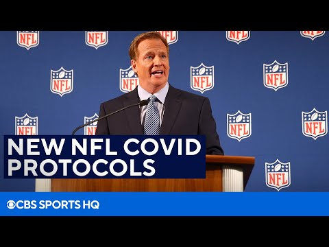 NFL Teams Must Forfeit Games From COVID-19 Outbreaks Among Unvaccinated   CBS Sports HQ