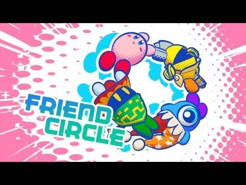 Kirby Star Allies Trailer 1: Turn Enemies Into Friends Switch 15 US TV Commercial