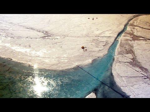 Gauging Greenland's Melt