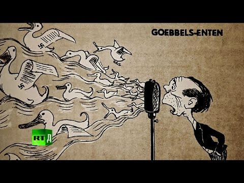 Goebbels, The Master of Lies. How WWII Nazi Propaganda Minister turned words into a WMD