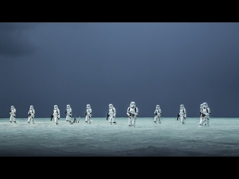 Stormtrooper Accuracy: Rogue One