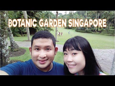 Singapore Botanic Garden – Singapore Things To Do – Southeast Asia Travel